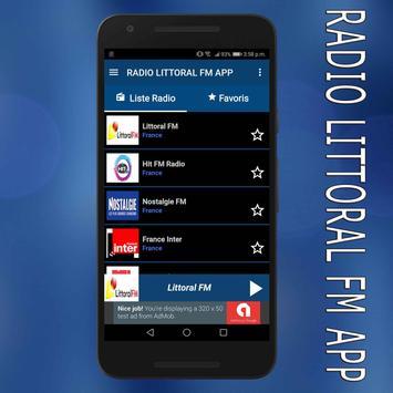 radio littoral fm en ligne gratuit app screenshot 5
