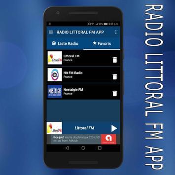 radio littoral fm en ligne gratuit app screenshot 6
