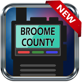 Broome County Police Scanner Free Police Scanner icon