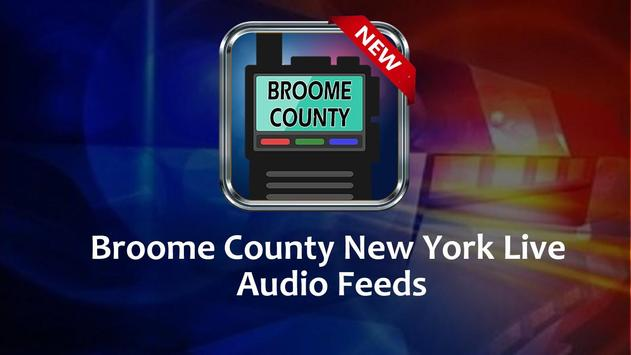 Broome County Police Scanner Free Police Scanner screenshot 3