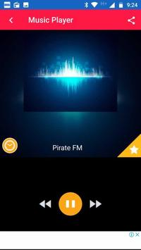 Pirate Radio Stations Free Internet Radio Music for Android