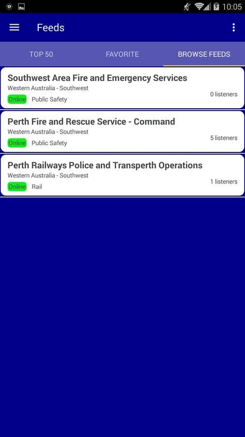 Police Scanner Australia Free Police Scanner App for Android
