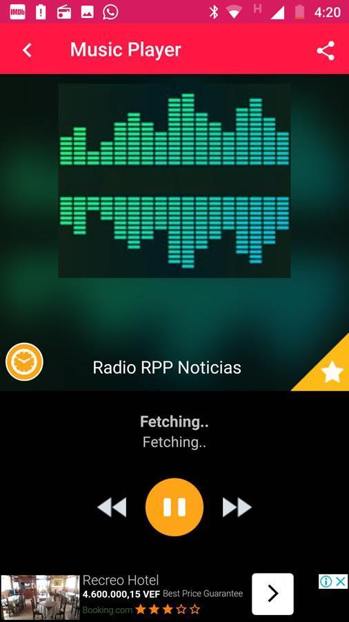 radio rpp en vivo