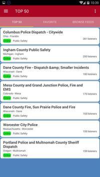 Sun Prairie Police Scanner Apps For Free screenshot 2