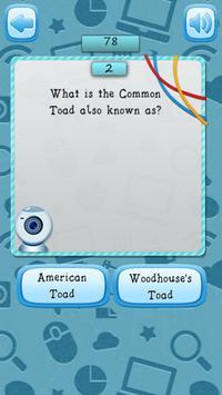 Reptilians Quiz apk screenshot