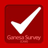 ganesa survey(CAM) icon