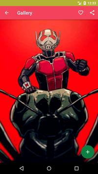Wallpapers For Ant Man poster