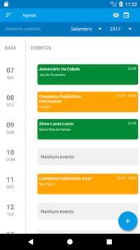Agenda Oficial apk screenshot