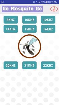 Go Mosquito Go (Simulator) apk screenshot