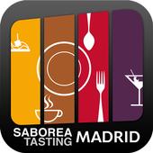 Saborea-Tasting  Madrid icon