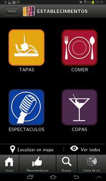 Saborea-Tasting  Madrid screenshot 5