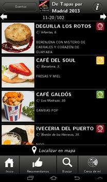Saborea-Tasting  Madrid screenshot 9