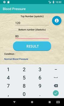 Blood Pressure screenshot 2