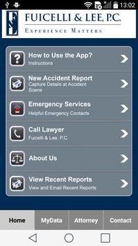 Fuicelli & Lee Injury Help apk screenshot