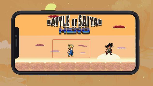 super saiyan: fighter universe poster