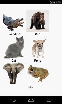 Animales Sonidos y Fondos screenshot 1