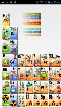 Simplified periodic table for android apk download simplified periodic table screenshot 11 urtaz Images