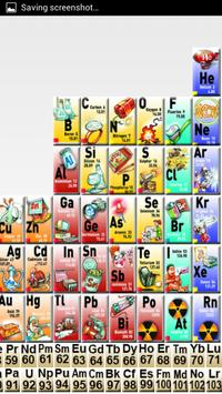 simplified periodic table screenshot 12 - Periodic Table Droid Apk