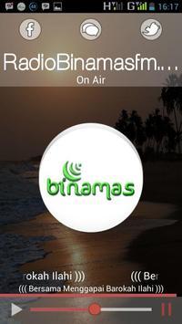 Radio Binamas FM poster
