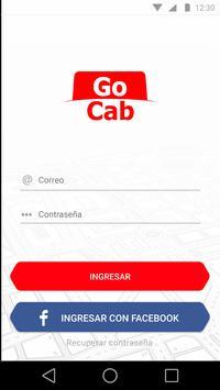 GoCab apk screenshot