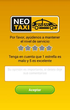 NeoTaxi screenshot 5