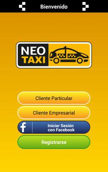 NeoTaxi poster