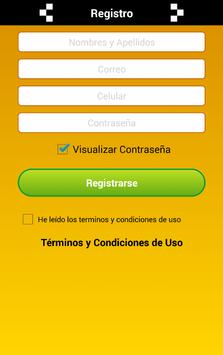 NeoTaxi screenshot 1