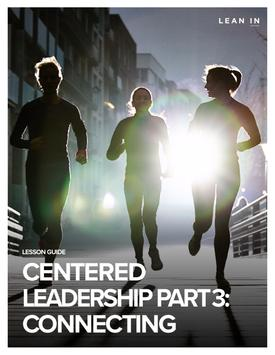 Lean In Presents: Centered Leadership screenshot 4