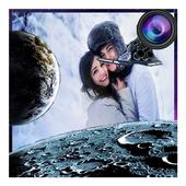 Space Photo Frame icon