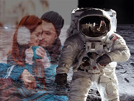 Space Photo Frame screenshot 2