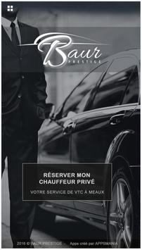 Baur Prestige drivers poster