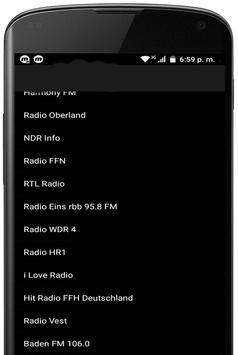 Germany Radio Culture fm screenshot 11
