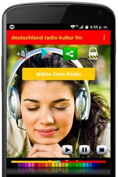 Germany Radio Culture fm screenshot 1