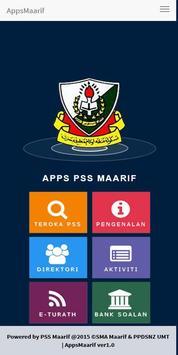 AppsMaarif screenshot 1