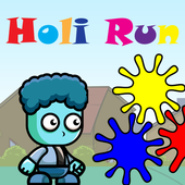 Holi Run icon