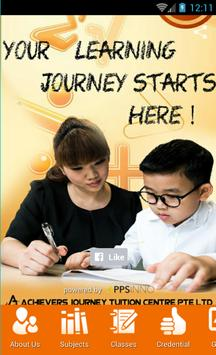 Achievers Journey poster
