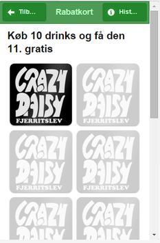 Crazy Daisy Fjerritslev स्क्रीनशॉट 3
