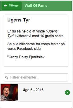Crazy Daisy Fjerritslev स्क्रीनशॉट 2