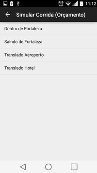 Taxi Ágil Fortaleza screenshot 1