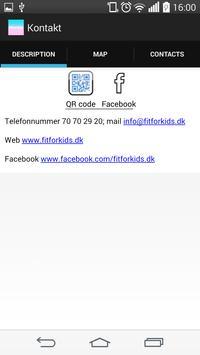 FitForKids screenshot 3