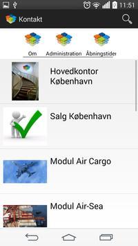 Modul Transport screenshot 1