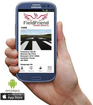 FieldFriend poster