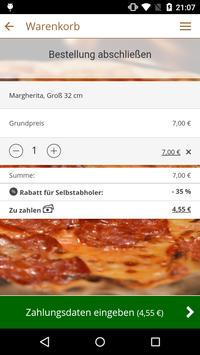 Neustadt Pizza apk screenshot