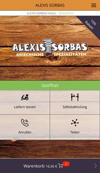 ALEXISSORBAS poster