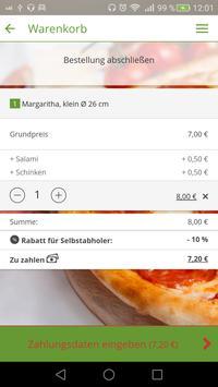 Ciao Pizza apk screenshot
