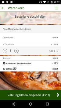 City Service Pizza Wesseling apk screenshot