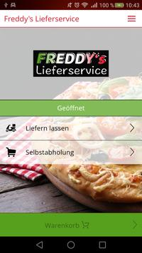 Freddys Lieferservice poster