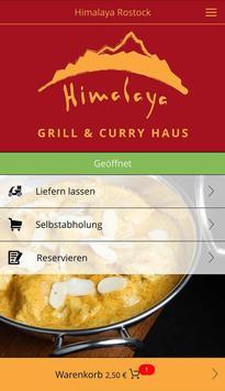 Himalaya Rostock poster