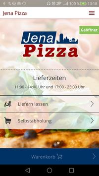 Jena Pizza poster
