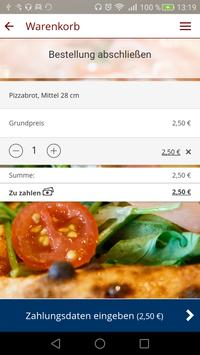 Jena Pizza apk screenshot